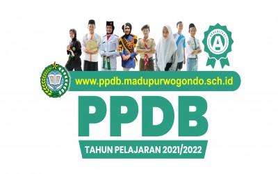 Info Penerimaan Peserta Didik Baru TP. 2021/2022